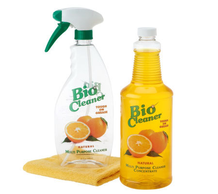 Bio Cleaner All Natural Multi-Purpose Concentrated 32 oz. Cleaner