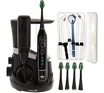 Waterpik 5.0 Complete Care System w/ Sonic Toothbrush & Water Flosser - V34161