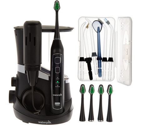 Waterpik 5.0 Complete Care System w/ Sonic Toothbrush & Water Flosser