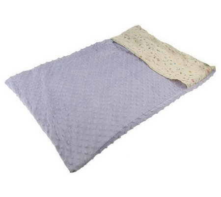 "Grampa's Garden 28""x19"" Home Spa Body Shawl & Cream"