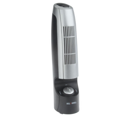 bell u0026 howell ionic whisper air purifier u0026 ionizer with - Ionic Pro Air Purifier