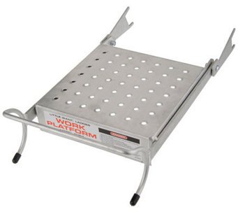 Little Giant Heavy Duty Aluminum Work Platform - V25563