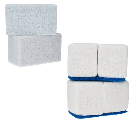EarthStone 4-Pack Bath & Kitchen Cleaning Blocks