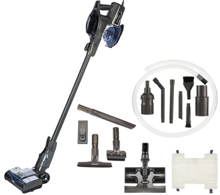 Shark Rocket Ultra Light Upright Vacuum with 5 Tools & Car Detail Kit