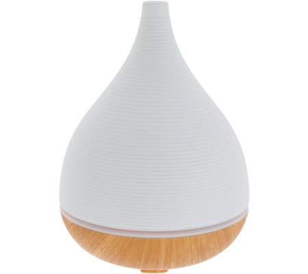 """As Is"" Revitaspa Aroma Diffuser with Color Changing Lamps"