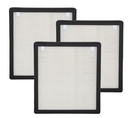Oreck Set of 3 Replacement HEPA Air Filters