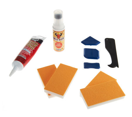 Grout Bully Grout Restorer and Applicator Sponge