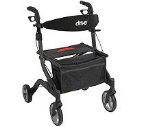 Drive Medical Dynamic Foldable Lightweight Rollator - V33165