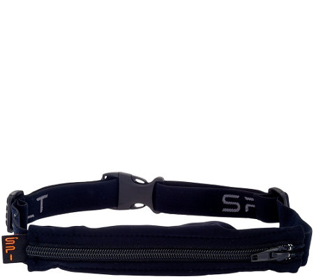 Spibelt Expandable Spandex Stretch Belt w/ Carrying Pouch