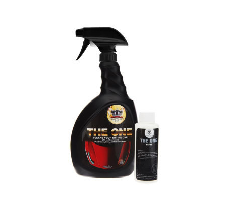 THE ONE Multi-Purpose Hard Surface Car Cleaner
