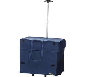 Smart Cart Wide Load Multi-Purpose Folding Cart with Wheels - V33867