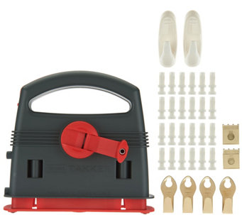Takker Hardwall 33 piece Mounting Kit - V33967