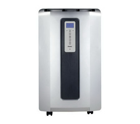 Haier Portable Heat & Cool 11,000 BTU Heater and 12,000 BTU AC