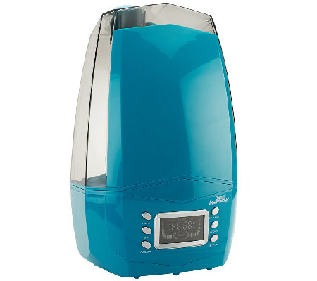 """As Is"" Air Innovations Clean Mist Ultrasonic Humidifier"