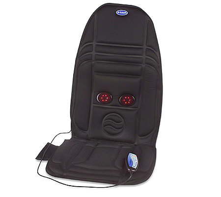Dr. Scholl's 5-Motor Full Cushion Massager with Infrared Heat