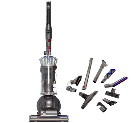 Dyson Ball Multifloor Upright Vacuum w/ 6 Attachments