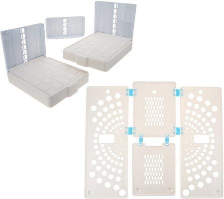 Set Of 25 Folding Easy Trays W Folding Board Page 1