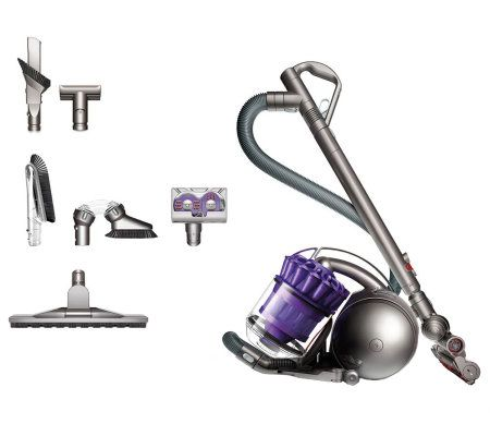 Dyson DC39 Animal Canister Vacuum w/Tangle Free Turbine