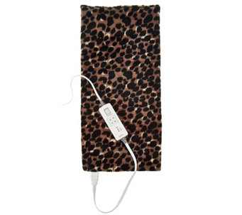 Sunbeam XpressHeat Luxury Pattern Heating Pad - V34274