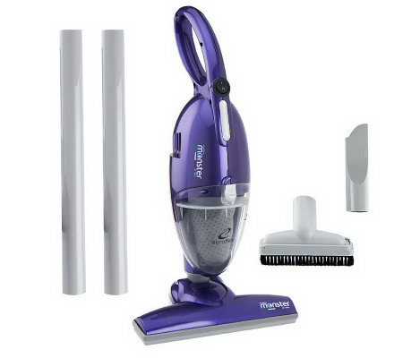 Monster 550XL Hi Performance 2-in-1 Hand & Stick Vacuum w/ Accessories
