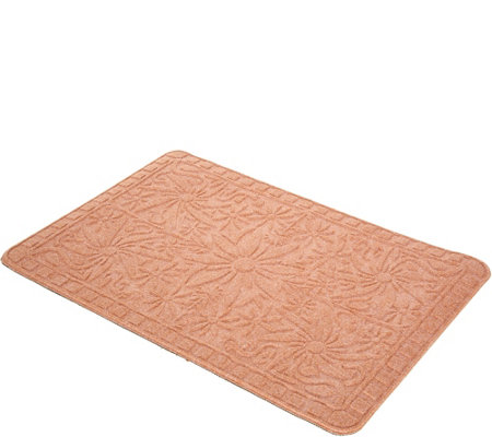 "Don Aslett's 24"" x 36"" Grime Stopper Indoor/Outdoor Textured Mat"