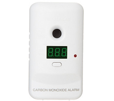 USI Carbon Monoxide Alarm with 10 year Battery - V34977