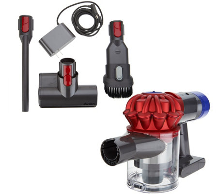 dyson v7 trigger pro handheld vacuum assorted tools hepa. Black Bedroom Furniture Sets. Home Design Ideas