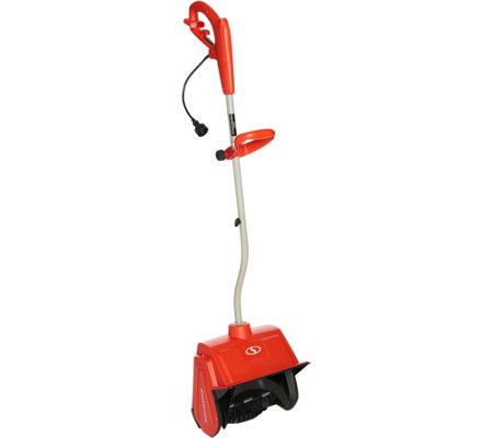 """As Is"" Snow Joe 13"" 10-AMP Electric Snow Shovel with Cover"