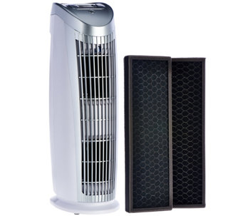 Alen T500 Compact Air Purifier Tower with Filters - V33678
