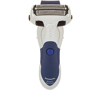 Panasonic ARC3 Men's Electric Wet / Dry Shaver with Pop-Up Trimmer - V35178