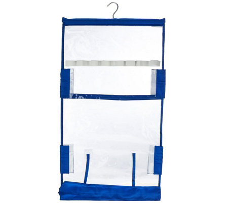 Wrap It Buddy Hanging Gift Wrap Storage & Organizer