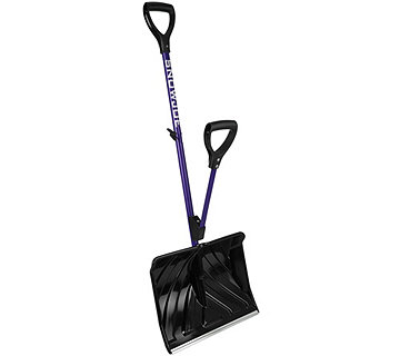 Snow Joe Shovelution Snow Shovel with Spring Assist Handle - V34480