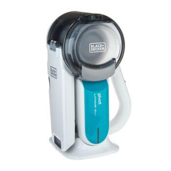 Black & Decker 20V Lithium Cordless Hand Vacuum w/ Charging Base