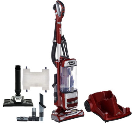 Shark Navigator Powered Lift-Away DLX 3-in-1 Vacuum w/Tools & Caddy