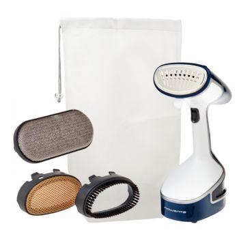 Rowenta X-CEL Steam 1500W Handheld Steamer with Storage Bag