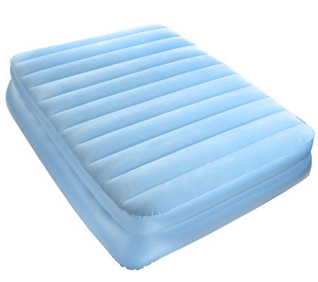 Bed Essentials by AeroBed Full Elevated Perfect fort