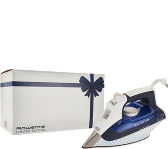 Rowenta 1715 Watt Focus Steam Iron with Gift Box - V34383