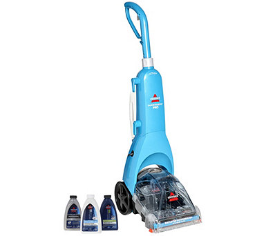 Bissell Quicksteamer Pro Deep Clean Carpet Cleaner w/ 3 Formulas - V34184
