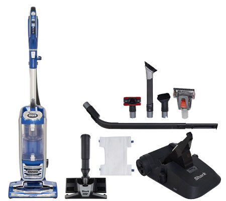 Shark Rotator Powered Lift-Away Deluxe Vacuum w/ 8 Attachment