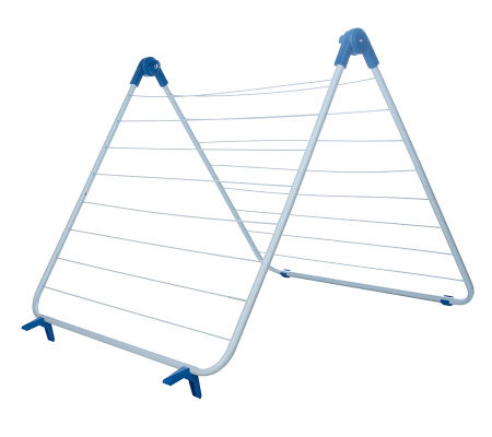 Foldable Bath Tub Clothes Drying Rack Page 1