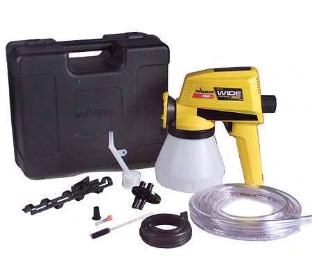 wagner wide shot 2000 psi power painter kit. Black Bedroom Furniture Sets. Home Design Ideas