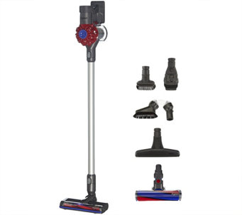 Dyson V6 Cordfree Vacuum with Fluffy Head & 5 Attachments - V33890