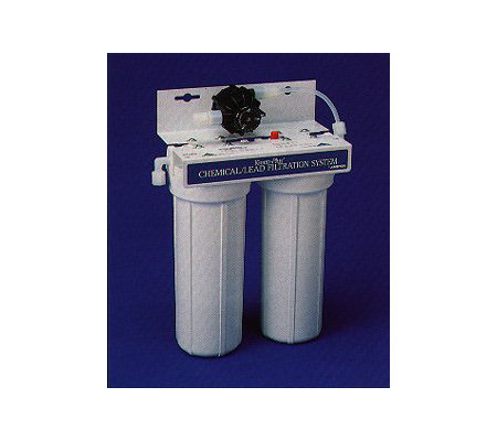 Ametek Sy5197 Under Sink Chemical Lead Waterfilter Qvc Com