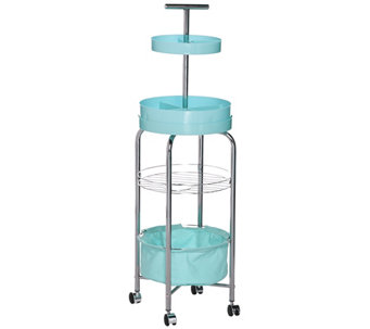 Design Accents 4-Tier Multi-Function Cart - V33991