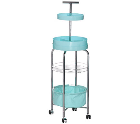 Design Accents 4-Tier Multi-Function Cart