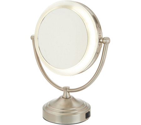 Rialto 8x/1x Daylight Cosmetic Mirror