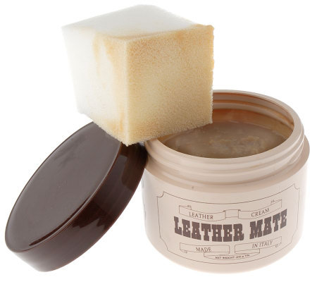 Leather Mate Protectant and Restorer Leather Care Cream