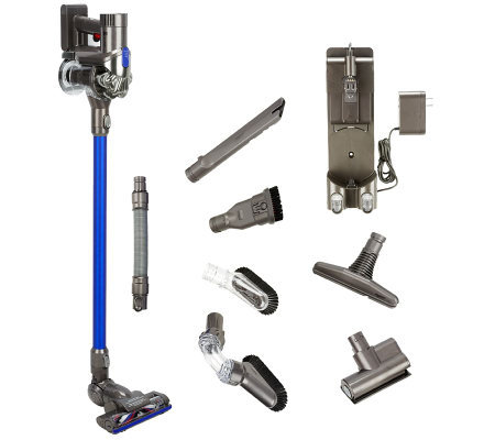 Dyson DC44 Animal Cordless Digital Slim w/ Mini Turbine Head & 6 Tools