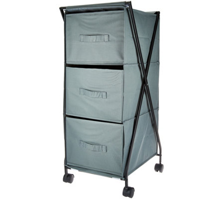 semi ac rolling dp storage transparent color organizer on cart finnhomy drawers wheels with com drawer mutli amazon carts salonutility