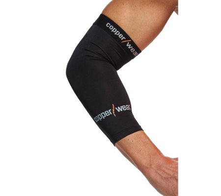 Copper Wear Compression Sleeve for Elbow